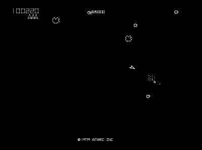 Asteroids High Score Save Kit -- Extended Scoring
